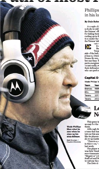 PressReader - Houston Chronicle Sunday: 2012-11-18 - Path of