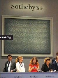 ??  ?? Twombly's Untitled (New York City)