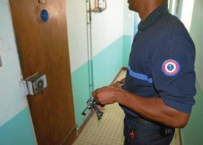 ?? Photo d'archive/Le Télégramme ?? La nouvelle prison est attendue par la plupart des agents pénitentiaires, même si « on ne va pas révolutionner la détention », selon un syndicaliste.