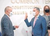 ?? Foto cortesía ?? Wilmer Carrillo, del Partido de la U, estará al frente de la Comisión Tercera de Cámara./