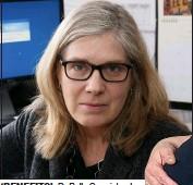 ??  ?? 'BENEFITS': Dr Polly Carmichael