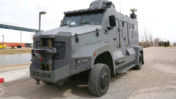 Image result for Calgary Police Service unveils new armoured rescue vehicle