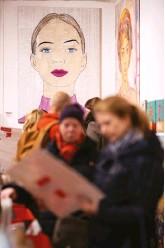 ??  ?? TEXT: MARILENA STRACKE I PHOTOS: KUNSTSUPERMARKT, SVEN MOSCHITZ