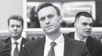 ??  ?? Олексій Навальний.
