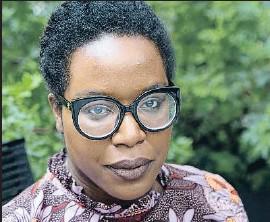 ?? KIM MANRESA ?? Arimah ha visitado Barcelona para presentar su debut literario