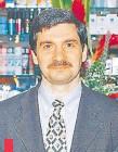 ??  ?? Roque Dagogliano, socio de Justo Ferreira en Imedic SA, firma que sumó otra sanción por irregularidades aduaneras.