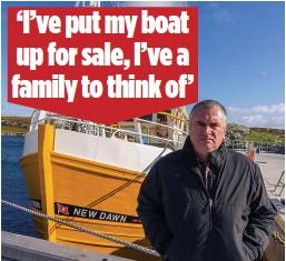 ??  ?? BIG DECISION: New Dawn or a swan song for skipper Jonathan Boyd?