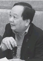 """?? EHDA M. DAGO-OC ?? Antonio Chiu, president of Cebu Chamber of Commerce and Industry, reminds the country's economic team to handle the second package of TRABAHO bill with """"utmost balance."""""""