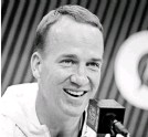 ?? PETER CASEY, USA TODAY SPORTS ?? Peyton Manning is on the Panthers'.