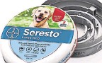 ?? PROVIDED BY CHEWY ?? Since Seresto flea and tick collars were introduced in 2012, the EPA has received reports of at least 1,698 related pet deaths.