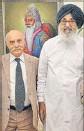 ?? HT PHOTO ?? Henri Allard, deputy mayor of Saint-Tropez (France), had met CM Parkash Singh Badal on Saturday.