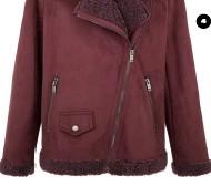 ??  ?? 4 5.Monsoon Heidi Shearling Coat €155, Monsoon