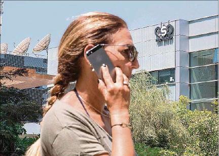 """??  ?? NSO GROUP. La empresa israelí negó las """"falsas acusaciones"""" de espionaje, y afirma que su tecnología combate al terrorismo."""