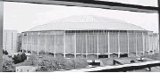 ??  ?? Houston's Astrodome sits in disrepair. The Harris County Sports and Convention Corp. wants $217 million to turn it into a convention and exhibition space.