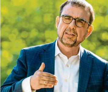 ?? Foto: Armin Weigel, dpa ?? Im August 2020 wurde Klaus Holetschek (CSU) als Staatssekretär ins Gesundheitsministerium berufen, im Januar dieses Jahres übernahm der 56 Jahre alte Memminger den Ministerposten.