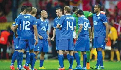 ?? Фото uefa.com ?? «Днепр» в 2015-м остановился в шаге от выигрыша еврокубка.