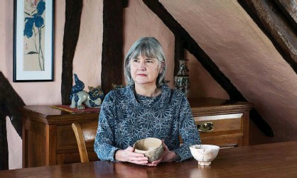 ?? Photograph:Suki Dhanda/The Observer ?? 'My brother has been the kintsugi project that has made me who I am': Bonnie Kemske