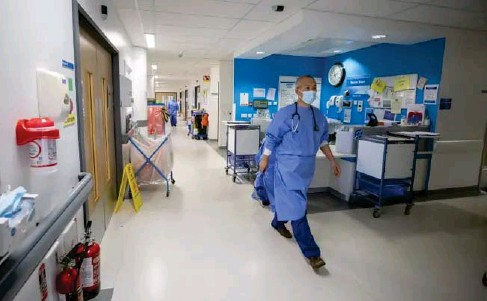 ?? (PA) ?? Jeremy Hunt reminded MPs that 4,000 more doctors and 18,000 more nurses are needed