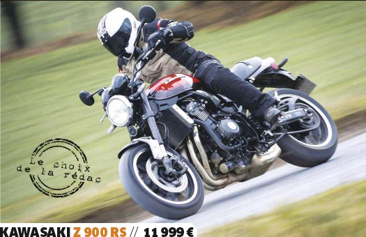 Pressreader Moto Journal 2018 06 06 Kawasaki Z 900 Rs 11 999