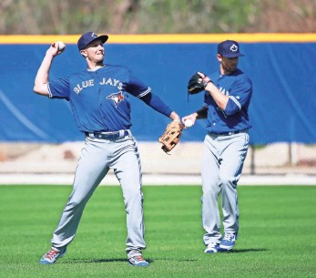 """?? KIM KLEMENT, USA TODAY SPORTS ?? """"All I wanted was them to be honest with me, and that didn't happen,"""" says Troy Tulowitzki, who has embraced a fresh start with the Blue Jays and relishes being part of a contender."""