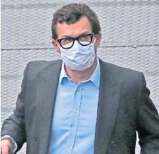 ??  ?? Simon Bowes-Lyon is serving 10 months in prison.