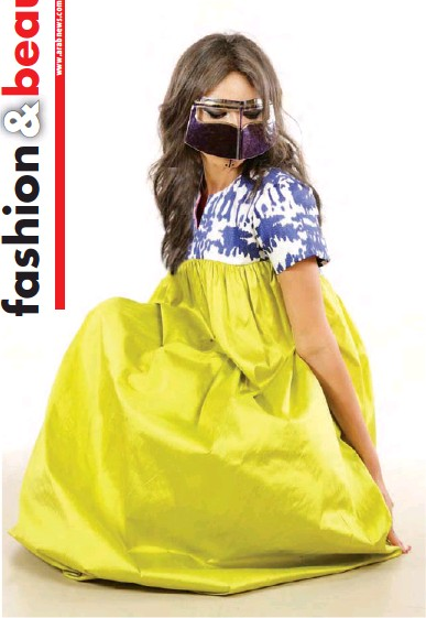 Pressreader Arab News 2012 08 08 Dolly S Thobe Dresses Wear It All Year Round