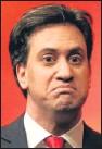 ??  ?? Ed Miliband.