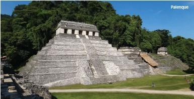 ??  ?? Palenque