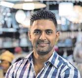 ??  ?? Sashay Ramdharee National Industrial Energy Efficiency Project Manager