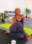 ??  ?? YOLANDA Ntanyana of the Indoni Dance, Arts and Leadership Academy.