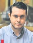 ??  ?? Hernán David Rivas, diputado colorado cartista, nombrado como representante de la Cámara Baja ante el JEM.