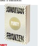 ??  ?? Deur JONATHAN FRANZEN (Farrar, Straus & Giroux, R323*)