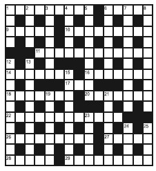 modern matchmaking crossword