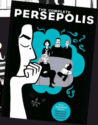 Pressreader Irish Independent 2018 01 24 The Graphic Novel A Look At Iran S Persopolis