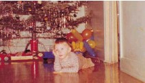 ??  ?? A tiny David Booth before he became our favourite critic.