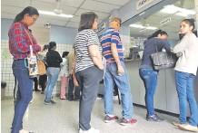 ??  ?? Desde el próximo lunes 9 de noviembre se realizará el censo a los jubilados del IPS, que se extenderá por ocho meses.