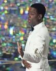 ?? ROBERT DEUTSCH, USA TODAY ?? Host Chris Rock joked about Hollywood's diversity issue.