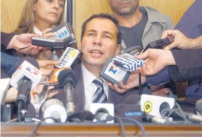 ??  ?? El lunes próximo se cumplen seis años de la muerte del fiscal Alberto Nisman.