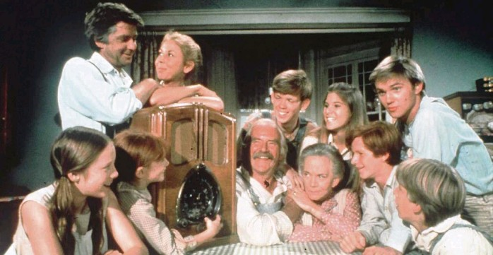 ??  ?? 'The Waltons' was a favourite for Berni Dwan, along with 'Little House on the Prairie', and set in motion a love for coming-of-age novels.