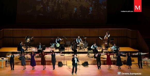 "??  ?? ""İstanbul'' Adlı Konser, Megaron Konser Salonu, Atina, 21 & 22 Kasım 2018 Dimitris Arampatzis"