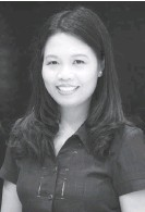 ?? (DOT-6) ?? NEW CHIEF. Cristine Mansinares, officer-in-charge of the Department of Tourism (DOT) in Western Visayas.