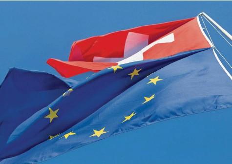 ?? Foto: Keystone ?? Bern und Brüssel reden auf politischer Ebene wieder miteinander ‒ nicht mehr, nicht weniger.