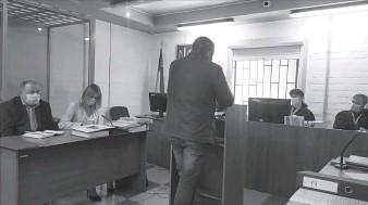 ??  ?? Головний свідок у справі Романчука дав свідчення у Миколаївському суді лише через 4 роки після початку розгляду.
