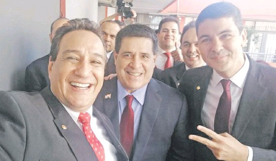 Millonaria denuncia penal involucra a Hugo Javier - PressReader