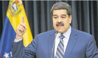 """??  ?? Maduro calificó de """"planes naturales de cooperación"""" la llegada de bombarderos y tropas rusos"""