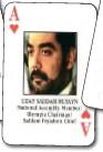 ??  ?? Oudaï Hussein, fils de Saddam, abattu en 2003