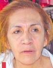 """??  ?? Zulma Gómez, senadora del PLRA, quien anunció su salida de la bancada """"A"""" del PLRA, molesta contra los """"hipócritas""""."""