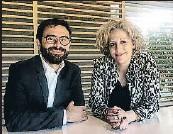 ?? LV ?? Ignasi Heras y Carmen Peralta