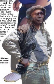?? Follow Winstone on Twitter @widzoanto ??