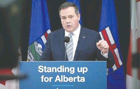 ??  ?? A letter demanding Premier Jason Kenney's resignation is circulating among UCP riding boards. Party sources say it has gained 90 signatures so far.